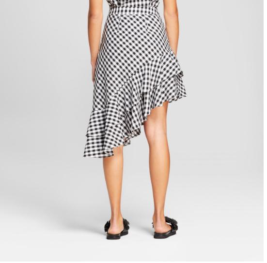https://www.target.com/p/women-s-gingham-ruffle-skirt-a-new-day-153-black-white/-/A-53437212?preselect=53070964#lnk=sametab